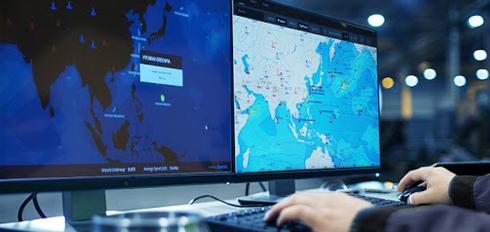 Ship Traffic Control